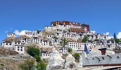 Thiksay Gompa (Fil.ippo) Tags: thiksaygompa monastery buddhism religion leh ladakh india thikse thiksey filippo filippobianchi travel d610 building