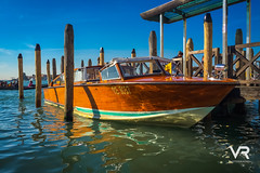 Venice essentials (VR__photography) Tags: bo boat venice canal lagoon veneto italy woodboat seaside sea anchor dock