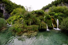 green water (k#OCZY#k) Tags: wodospad waterfall travel traveler paradise