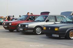 Volkswagen Jetta (NGcs / Gbor) Tags: volkswagen vw german car jetta mk2 a2 bbs