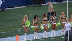 2016 Seahawks vs SF 49ers (NBWaller) Tags: fans seahawks seattle football seagals cheerleaders nfl centurylinkfield seattleseahawks san francisco 49ersnational league