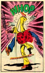 Whop - There It Is (See El Photo) Tags: pink woman notnaked hot color colour green colors girl beautiful beauty yellow ink comics fight 60s colorful gun comic colore panel action kick drawing vibrant character badass rifle vivid babe oldschool swing redhead karate weapon comix kungfu sound comicbook sword knockout 70s takeaway hottie chic draw bluejeans drawn marvel smack couleur marvelcomics jumpsuit beatup inked comicbookcharacter whop notnude oleschool automaticrifle highcaliber powermanironfist automactic panelpoweriron68