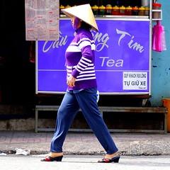 N 54 Vietnamese Ladies, Courageuses