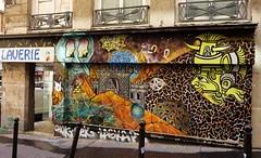 Lyon, graffiti rue bon pasteur (thierry llansades) Tags: alpes graffiti place lyon graf cx spray ruelle graff 69 aerosol rue gaulois bellevue eglise chapelle colbert rousse bombe pasteur fourviere graffitis patrimoine fresque rhone croixrousse gaule amphiteatre graffs rhonealpes saone fantasque bombes bonpasteur fantasques