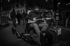 Street Singer #2 (Davide Restivo) Tags: street blackandwhite bw white black photography switzerland europa europe strada singer bern svizzera bianco nero biancoenero musicista berna