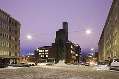 Helsinki (arnd Dewald) Tags: architecture finland helsinki finnland architektur helsingfors tl aalto alvaraalto kela arkkitehtuuri tl arndalarm mg492840k10e05co30hi10sh10v2r11eklein kansanelkelaitoksenptoimitalo nationalpensioninstitution