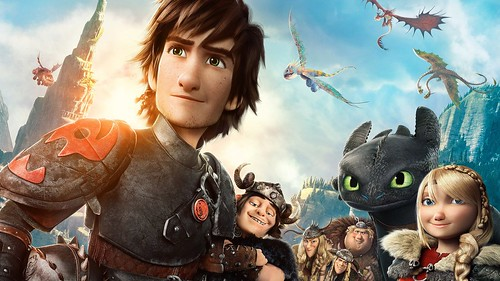 How To Train Your Dragon 2 Movie Poster Hd Wallpaper