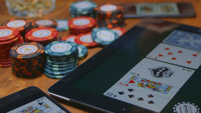Online Poker Games on iPad