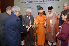 Global Peace Leadership Conference India 2014 Opening Candle Ceremony