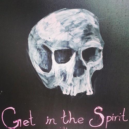 #getinthespirit #Halloween