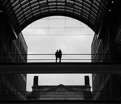 Mall of Berlin (neil mp) Tags: bridge berlin mall deutschland arch shoppingcentre potsdamerplatz pediment bundesrat mallofberlin