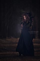 To Meet Again (LauraMcLean) Tags: fineartportrait darkfairytale