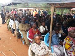 Versammlung in Bana