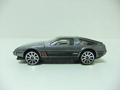 81 DELOREAN DMC-12 - HOT WHEELS (RMJ68) Tags: hot cars toy wheels 1981 164 delorean dmc12 coches juguete diecast