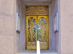 Bisbee, AZ Cochise County Courthouse (army.arch) Tags: county door arizona nhl doors entrance az historic artdeco courthouse bisbee historicpreservation historicdistrict nationalhistoriclandmark nationalregister nationalregisterofhistoricplaces nrhp usccazcochise countycourthose
