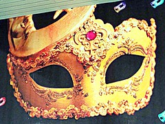 Theatre (knightbefore_99) Tags: west art night mexico gold coast play mask theatre sunny playa mexican oaxaca tropical secrets huatulco