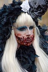 Zombie (zigazou76) Tags: paris zombie maquillage manifestation placedelarpublique zombiewalk