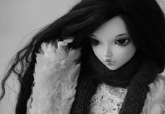 Salom (Ektou) Tags: alpaca up ball doll hand made wig bjd fairyland jointed chlo mnf alpaga minife blackmake ladicius