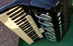 (brandsvig) Tags: street november music skne sweden instrument sverige musik malm accordeon 2014 mllan lx7 dragspel sdervrn scandalli lumixlx7 fricksgatan scandolli