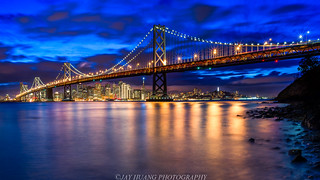 Holiday Spirit - Under the Bay Bridge