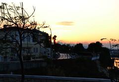 Chania_2 (Joka.) Tags: sunset sea lighthouse nikon greece crete oldport chania   joka     venetianport      d3100 nikond3100 koumkoupi