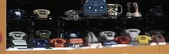 Mnchen Trkenstrasse Telefonladen 1972 (Pacific11) Tags: analog vintage germany munich mnchen bayern deutschland bavaria alt muenchen telefone historisch whlscheibe trkenstrasse telefonladen telefonapparat