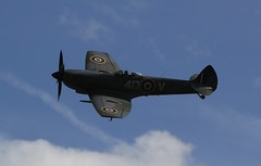 Spitfire 2 at the Victory Show 2013 (Seckington Images) Tags: spitfire