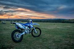 Yamaha WR450F (scotty-70) Tags: sony motorbike yamaha mx nex wr450f sel20f28