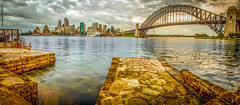 509A0506 - Sydney from Kirribilli -HDR (Gil Feb 11) Tags: australia newsouthwales kirribilli