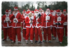 Reigate Santa Dash 2014 - Claustrophobic, ho, ho, ho ! (pg tips2) Tags: santa christmas charity costumes red people white december santas father sunday 7 run event dash redhill runners claus ymca fancydress outfits 2014 reigate rh2