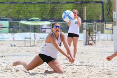 TU-WIU Game 2-095 (sport.shooter) Tags: girls game college beach sport ball sand women university tournament match volleyball webber tu volley wiu tulane