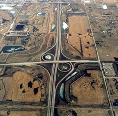 (free spirit *) Tags: fly frozen earth alberta freeway topographic