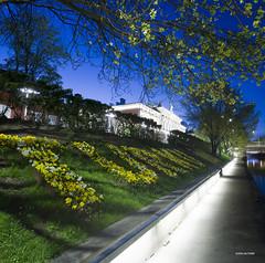 Turku__DSC8213.1 (vesa_aaltonen) Tags: beautiful night suomi finland river cityscape silent turku aura maisema urbanlandscape aurajoki kaunis rauhallinen kaupunkimaisema