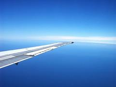 volando por cielos argentinos (shumpei_sano_exp8) Tags: travel viaje blue sky argentina azul fly aeroplane cielo ala avin volar colorphotoaward colourartaward