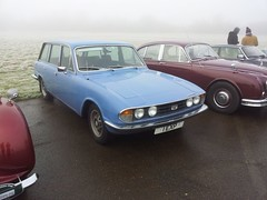 1976 Triumph 2500S estate (quicksilver coaches) Tags: triumph 2500 bicester 1exp bicesterheritage