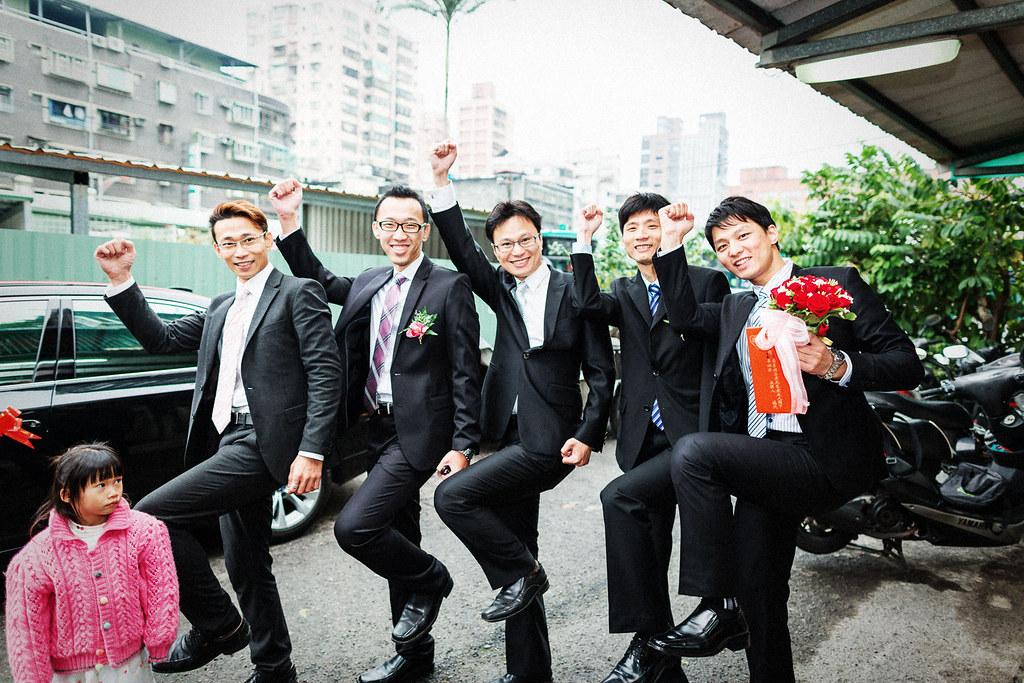嘉呈&敏媛Wedding-7
