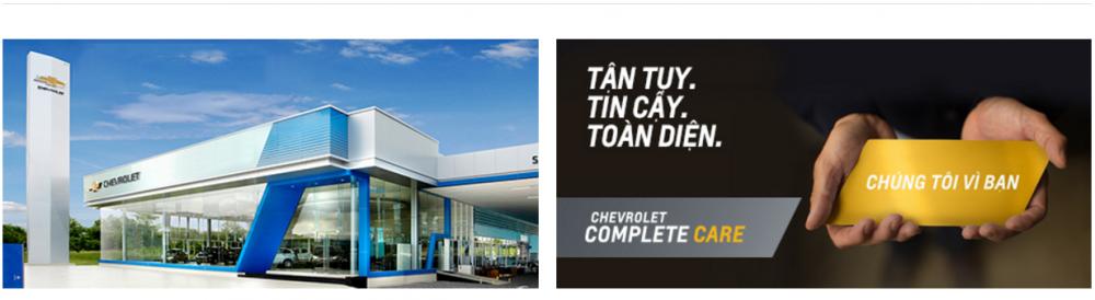 Khuyến mãi lớn khi mua xe Chevrolet của GMV tháng 05/2016