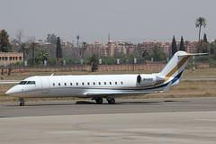 9H-BOO Canadair CL-600-2B19 Challenger 850 (pslg05896) Tags: morocco marrakech rak menara canadair cl6002b19 gmmx challenger850 9hboo