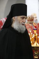32. Paschal Prayer Service in Svyatogorsk / Пасхальный молебен в соборном храме г. Святогорска
