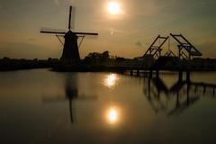 Windmill (jensrother) Tags: nl kinderdijk niederlande zuidholland
