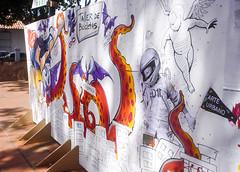 Astroboy (D11 Urbano) Tags: art blancoynegro poster arte venezuela caracas urbano astronauta venezolano arteurbano d11 streetartvenezuela artvenezuela d11streetart arteurbanovenezuela d11art d11urbano