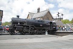 Scottish Branch line Gala. (Adrian Walker.) Tags: canon br tamron grosmont nymr standardtank 80d 80007
