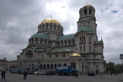 DSC01713 (adamfrunski) Tags: cathedral sofia bulgaria