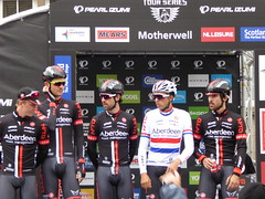 NFTO introduction (Steelywwfc) Tags: tour series pearl izumi motherwell nfto