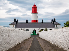 Souter Lighthouse, Marsden, England   . (Frans.Sellies) Tags: england lighthouse whitburn 19052016img76082