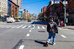 USA street (xadhoomx) Tags: newyorkcity newyork andrea francesca viaggio 24105 2016 canon6d