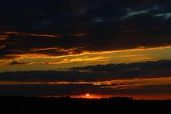 Enjoy every sunset! (kkaarlyy) Tags: sunset sky orange cloud sun home nature beautiful clouds germany dark deutschland photography dawn dresden flickr fotografie sonnenuntergang darkness cloudy hometown saxony natur himmel wolke wolken sachsen dmmerung unreal sonne cloudporn homesweethome heimat dunkel nofilter dunkelheit wolkig freiberg wunderschn