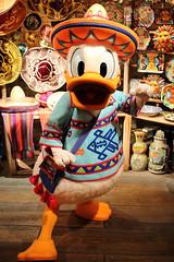 Donald Duck (sidonald) Tags: tokyo disney donald greeting tokyodisneysea tds tdr  tokyodisneyresort