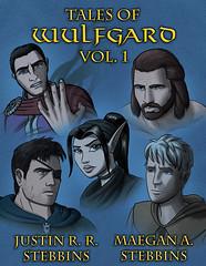 Tales of Wulfgard, Volume 1 (Saber-Scorpion) Tags: werewolf book wizard magic collection elf fantasy warlock elves supernatural barbarian sorcerer shortstories werewolves lycanthrope sorcery lycanthropy wulfgard
