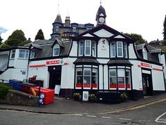 Corner Shop (nz_willowherb) Tags: scotland fife postoffice spar cornershop newsagent 1895 wormit